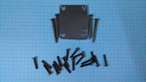 Brass Neck Plate + 4 Screws & 18 Screws for Pickup and Switch !