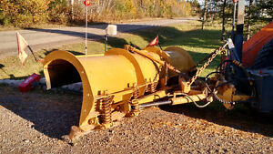 Snow plow / blade / parts / Lame a neige / Gratte
