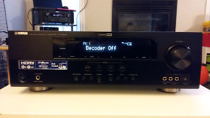 YAMAHA AV Receiver HTR-6240  5.1 channel