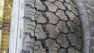 267 70 17 Goodyear mud and snow x6