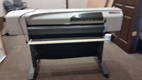 HP Designjet 500 Wide Format Printer