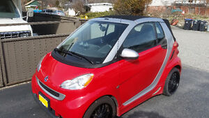 2009 Smart Fortwo Convertible Convertible