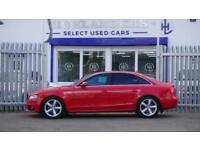 2010 10 AUDI A4 2.0 TDI S LINE SPECIAL EDITION 4DR DIESEL