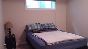New basement suite, awesome location! :)