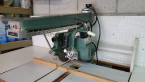 Dewalt Radial Arm 10 inch saw