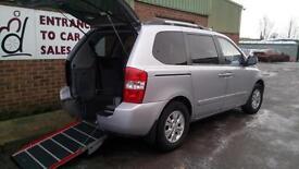 2011 Kia Sedona 2.2CRDi AUTOMATIC Disabled Driver Transfer Wheelchair Access Car