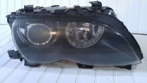 BMW 325I passenger headlight HID