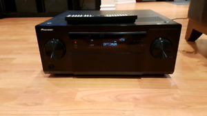 Pioneer VSX-1326-K 7.1 Channel 3D Ready A/V Receiver