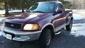 1997 Ford Lariat 4x4 Pickup Truck, ARE Package
