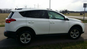 2014 Toyota RAV4 XLE SUV ALL WHEEL DRIVE