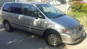1996 Honda Odyssey Minivan, Van
