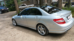 2009 c350 mercedes Benz for sale