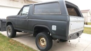 1981 Ford Bronco Other