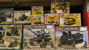 TOYS FOR CHILDREN ABOVE 6 YEAR- Perfect for Gift-BUILDING BLOCKS