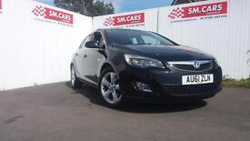 2011 61 VAUXHALL ASTRA 2.0 CDTi 16V 160PS 5 DOOR SRi ECOFLEX.FULL V/S/H.2 X KEYS