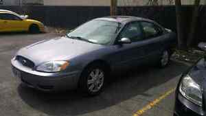 2006  & 2002 Taurus...Both awesome cars  06 mint