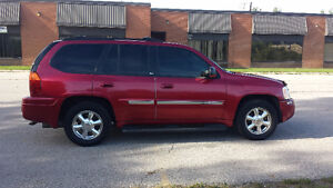 2004 GMC Envoy SLT 4X4 NO ACCIDENTS, SAFETIED & E-TESTED London Ontario image 3