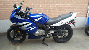 2004 Suziki G500
