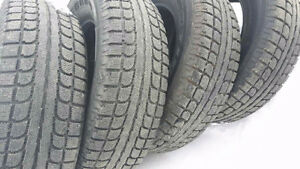 LT 245/70/R17  Sonny WOT 18 winter tires