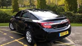 2017 Vauxhall Insignia 1.6 CDTi ecoFLEX SRi (Start St Manual Diesel Hatchback
