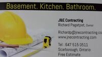 General Contracting and Handyman Services 647-515-0511