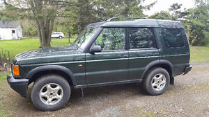 Land Rover Discovery 2 newly fixed safety and E certified