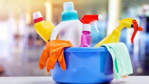 COMMERCIAL & RESIDENTIAL CLEANING SERVICES
