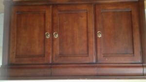 Ethan Allen Modern Antique Wardrobe