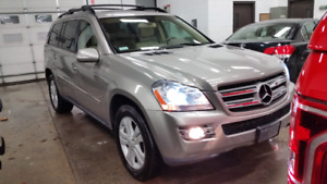 Private sale!! 2007 GL 450 only 139000km