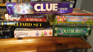 Board games $40 takes it all