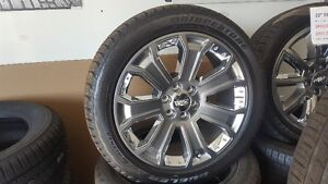 """22"""" Truck Rims And Tires"""