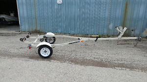 Northtrial boat trailer