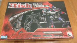 Unopened ~ Transformers Risk