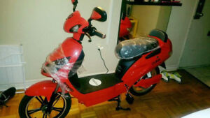 Ecoped scooter
