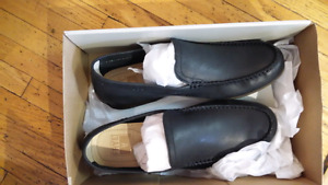 Frye men's leather loafers sz 8