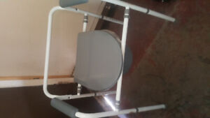 cammode chair