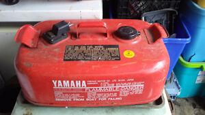 Yamaha Boat Gas Tank