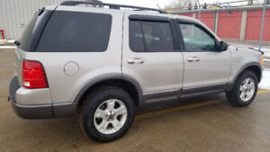 2003 Ford Explorer XLT SUV, AWD Crossover