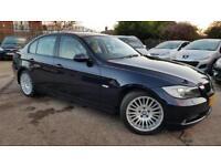 2007 BMW 318 2.0 AUTO*HUGE SPEC!!!,SAT-NAV*LEATHER*XENON*LOW MILEAGE
