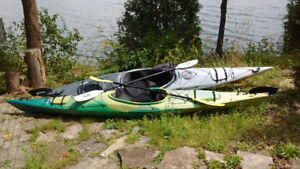 Algonquin Kayak by Clear Water Design
