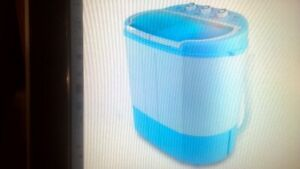 Electric Portable Mini Washing Machine and Spin Drying Twin Tub