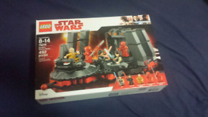 Misb Lego Star Wars 75216 Snoke's Throne Room