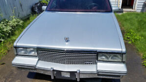 1988 Cadillac Fleetwood d'Elegance/ price reduced Again