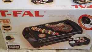 Moving - Must Sell!!! T-Fal Multi-Grill Store Away - New in Box