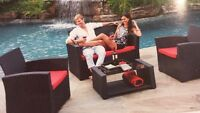 Patio Furniture Sets at Bluewater Pools & Spas