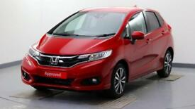 2018 Honda Jazz 1.3 i-VTEC EX Petrol red Automatic