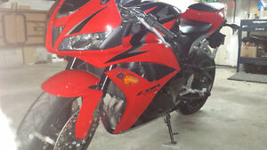 2010 CBR600RR ABS Low Km mississauga