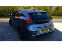 2016 Volvo V40 T2 (122) R DESIGN Nav with SEN Manual Petrol Hatchback