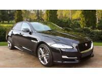 2018 Jaguar XJ 3.0 V6 300PS Turbocharged R-Sp Automatic Diesel Saloon