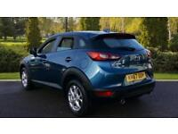 2017 Mazda CX-3 1.5D SE Nav Manual Diesel Hatchback